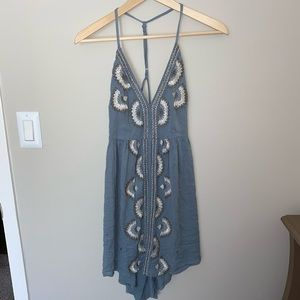 Intimately Free People Detailed Tunic Tank Top
